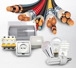 Электро монтажные товары